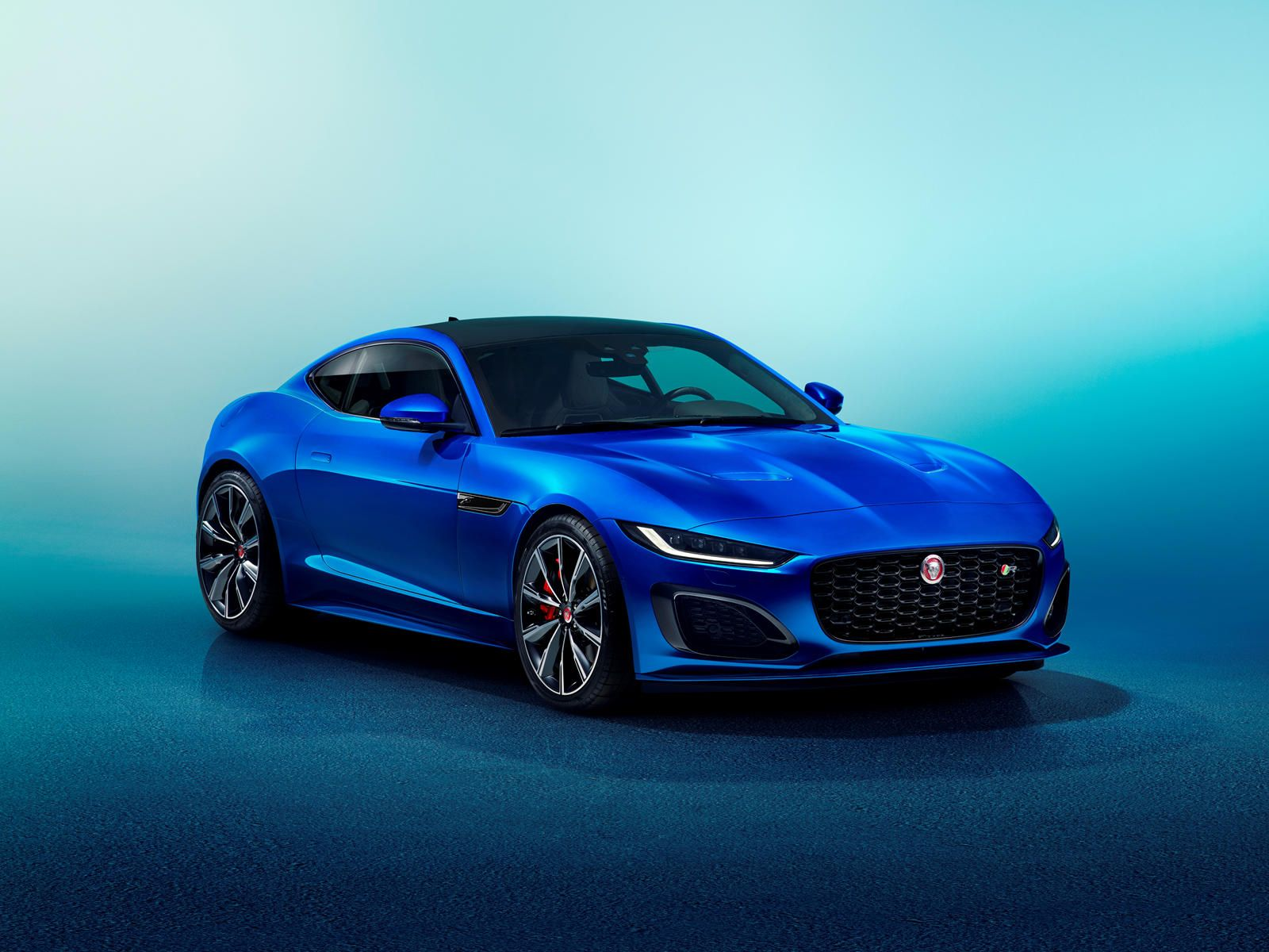2021 Jaguar FType R Coupe First Look Review More Power