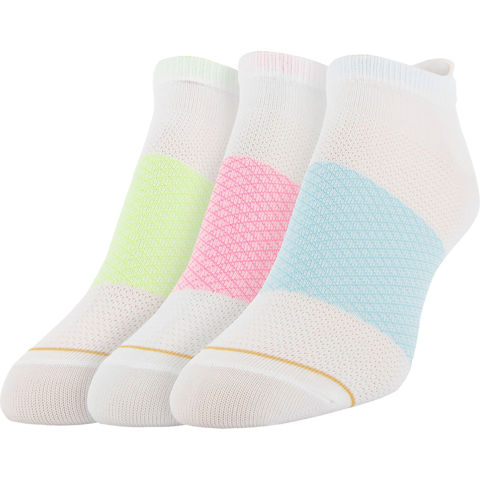 973ab488523 All Pro Women s Athletic Socks 3 Pk White 4-10