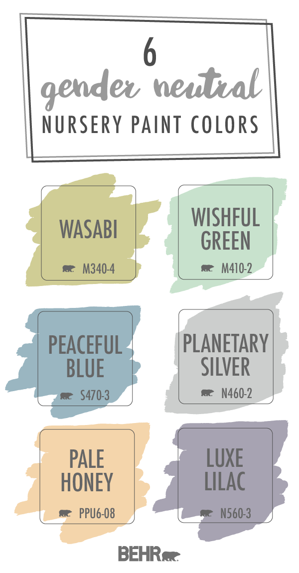 Picking The Perfect Wall Color Is Half The Fun Of Designing A Baby Nursery Find A Little Color I Kids Room Paint Colors Baby Room Colors Nursery Color Palette