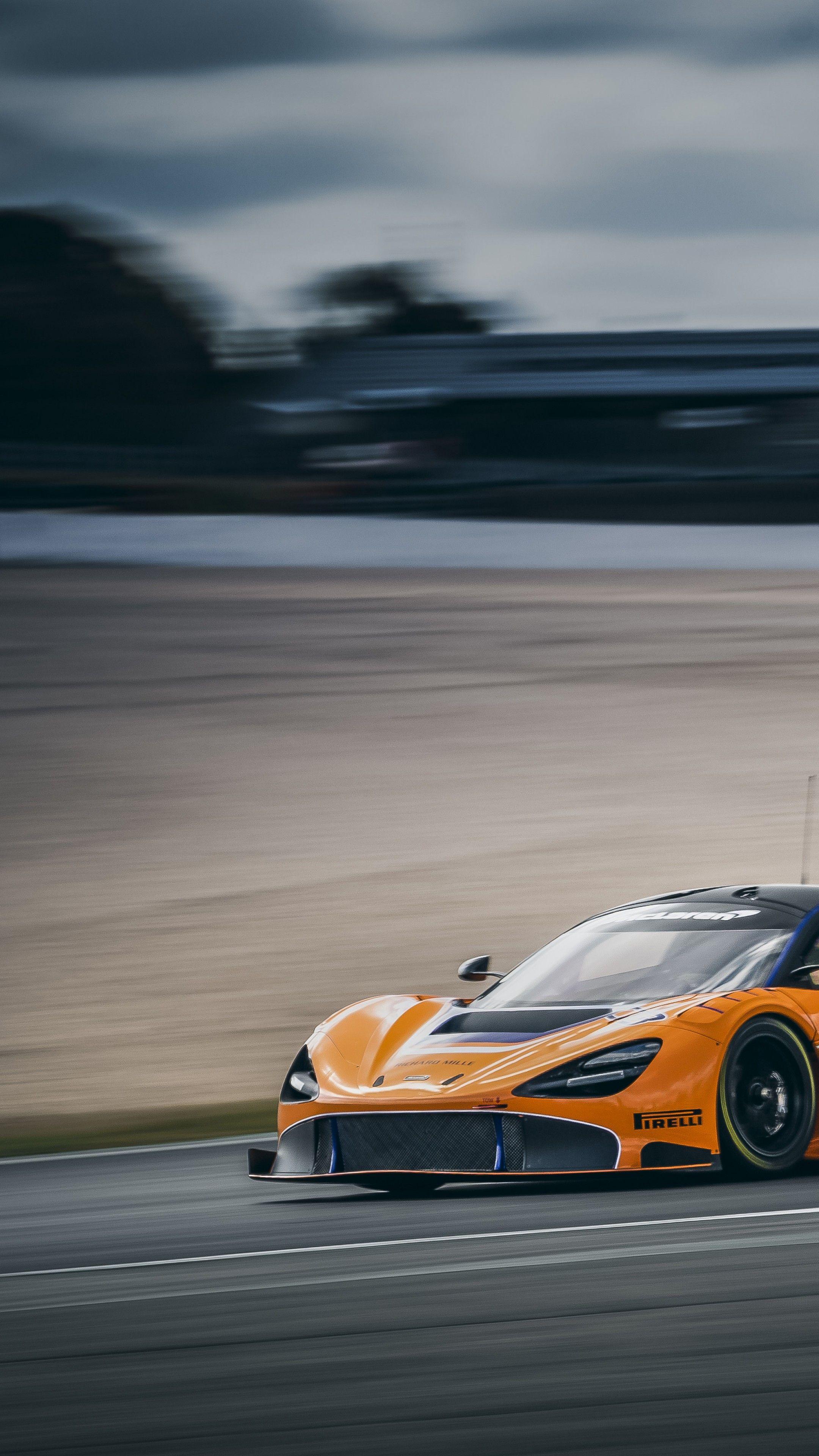 Wallpaper Mclaren 720s Gt3 Supercar 2019 Cars 4k Cars 2019