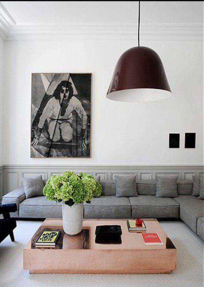 Elegant 41 Images De Canapé Du0027angle Gris Qui Vous Inspire! Voyez Nos Propositions  En Photos! | Living + Lounging | Pinterest | Sofa, Living Room And Love Seat