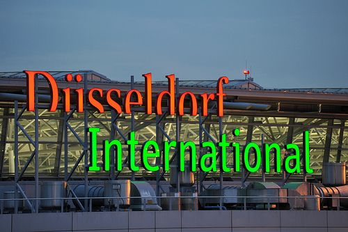 Dusseldorf Airport (With images) International airport