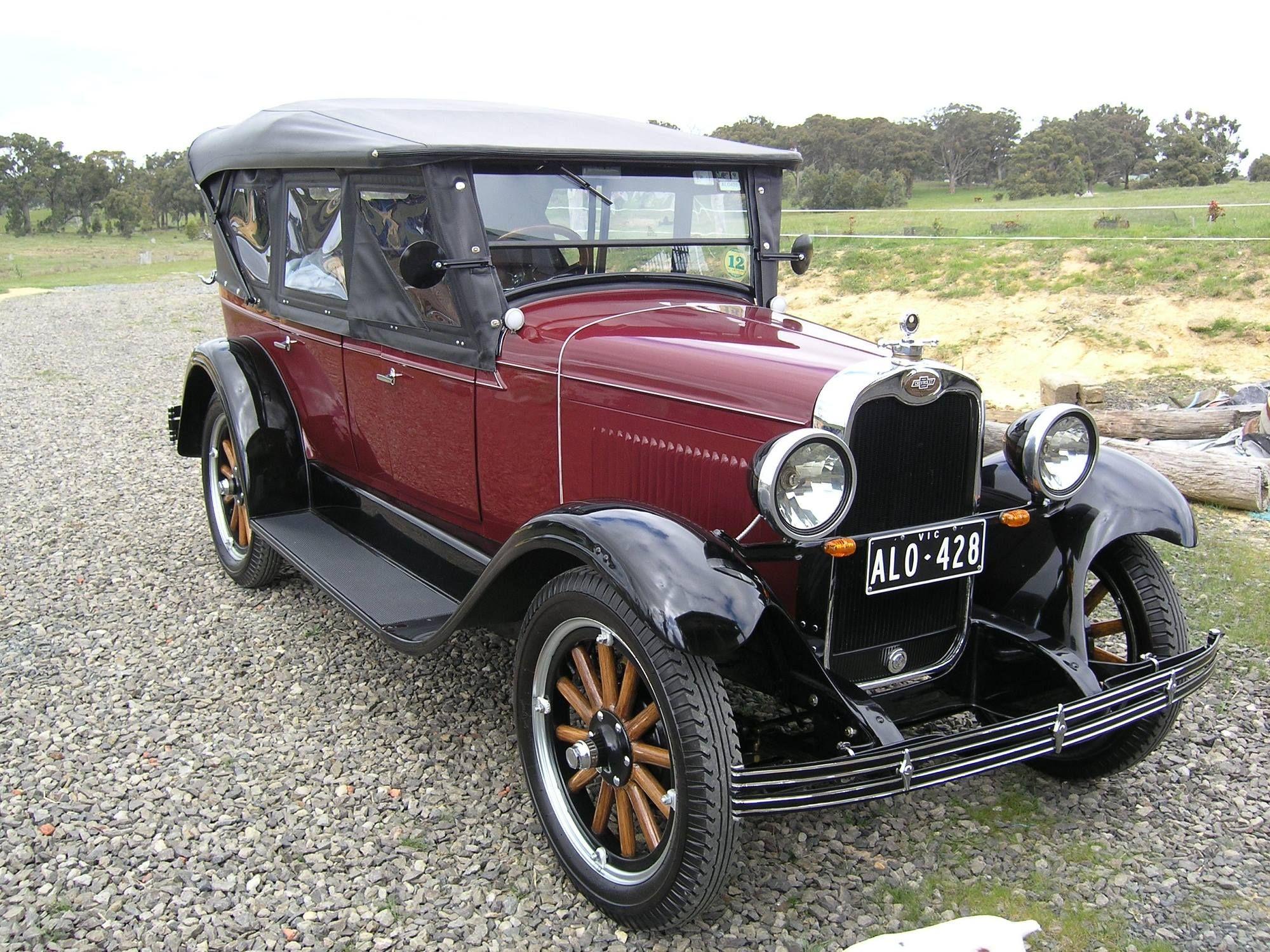 1928 Chev.