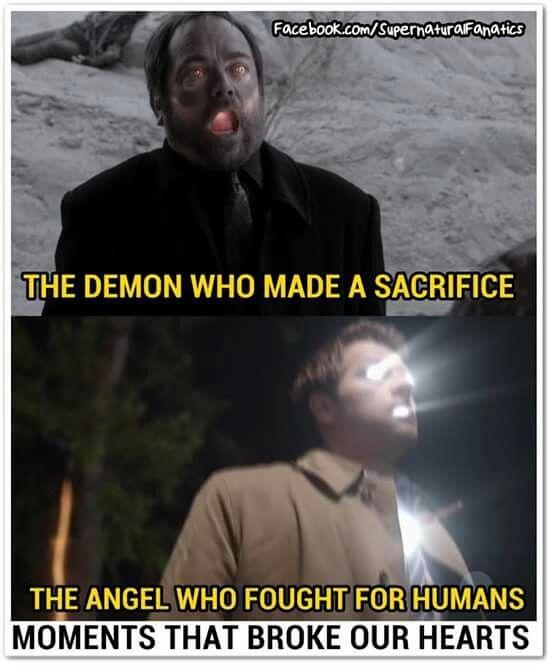 #Supernatural - Season 12 Episode 23