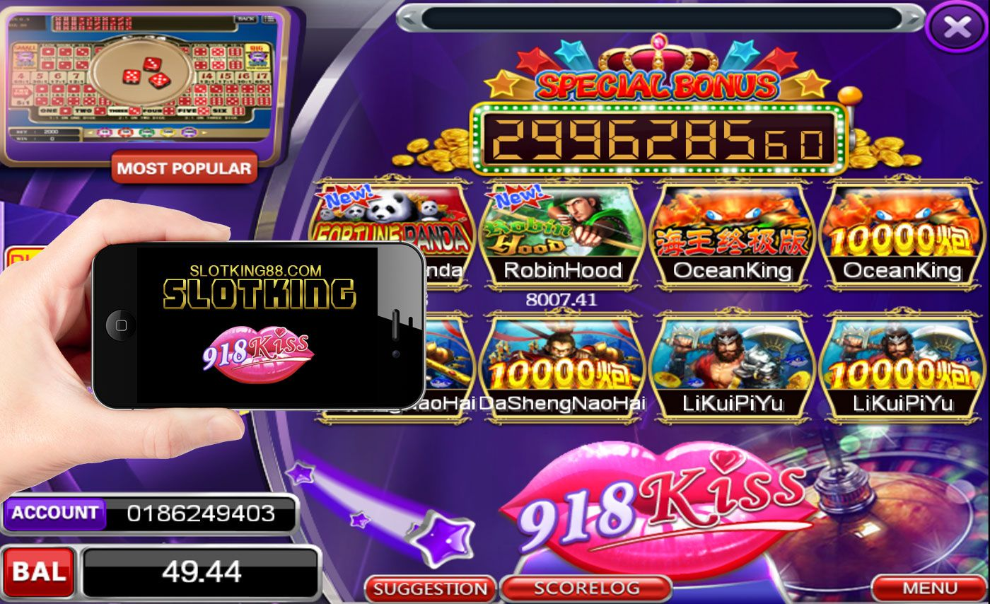 918KISS slot games give you a trial period before you decide to deposit. To…