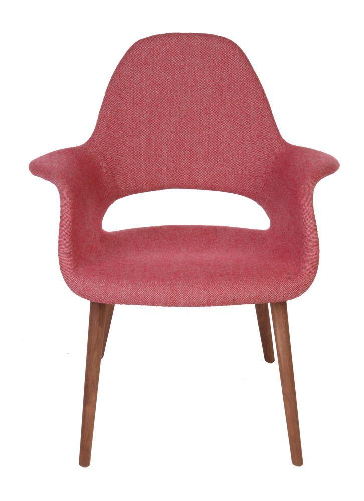 Matt Replica Organic Chair Pink BlattChairs Eamessaarinen ARjc54qL3
