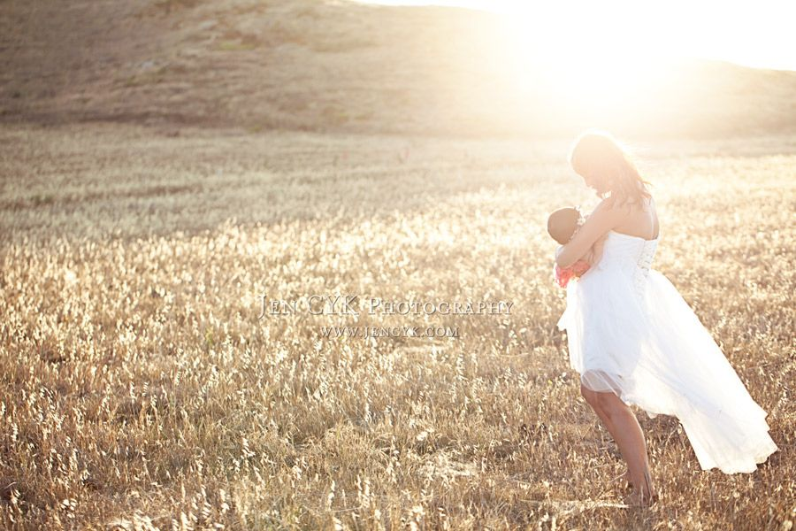 Orange County Mother Daughter Natural Pictures In Nature | Jen CYK Photography