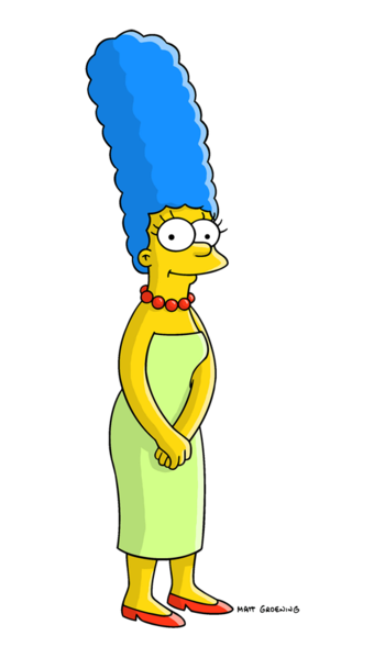 Marge Simpson Png Simpsons Characters Maggie Simpson Simpson