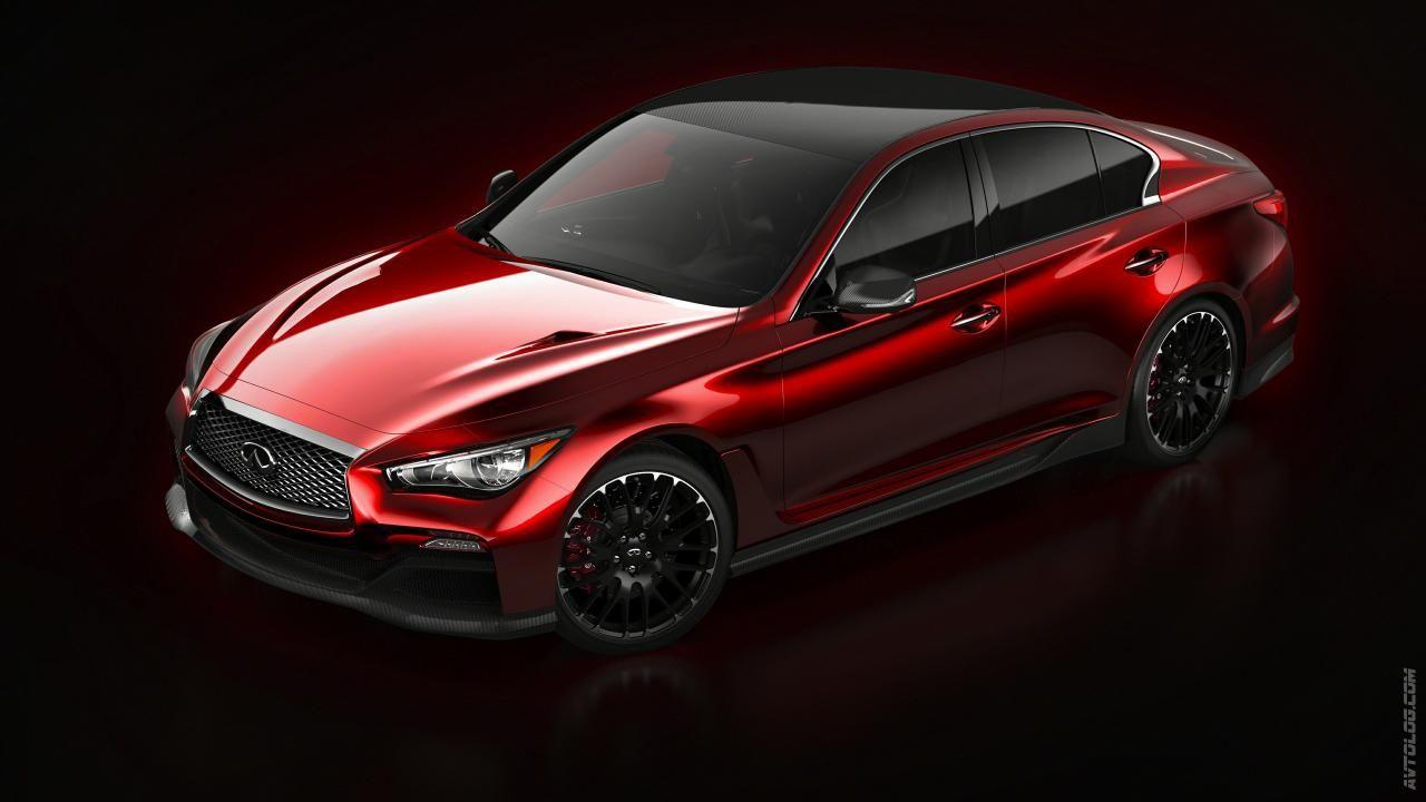 2014 Infiniti Q50 Eau Rouge Concept Infiniti q50