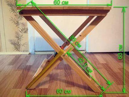 складной стол из дерева чертежи: 14 тыс изображений ...