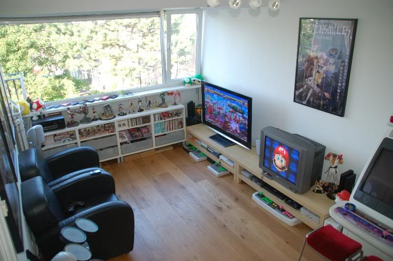 Ken S Game Room Assembler Forums Otaku Room Retro Games Room