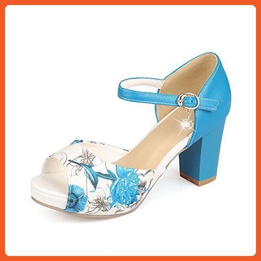 Pleaser Womens Swan-654//PPS Platform Sandal