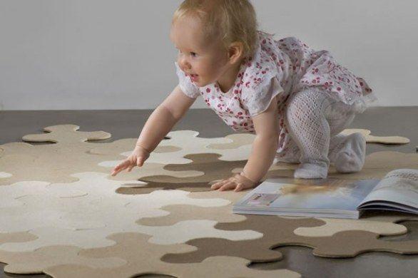 Tappeti puzzle per bambini
