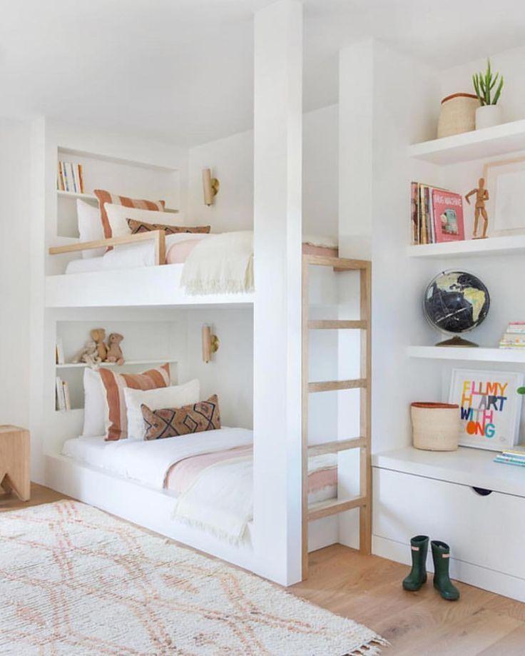 Bedden Voor Kids.Kinderkamer Met Twee Bedden Kids Bedroom And Nursery Ideas In 2019