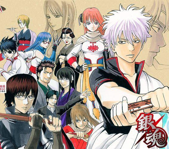 Gintama Manga Wallpaper