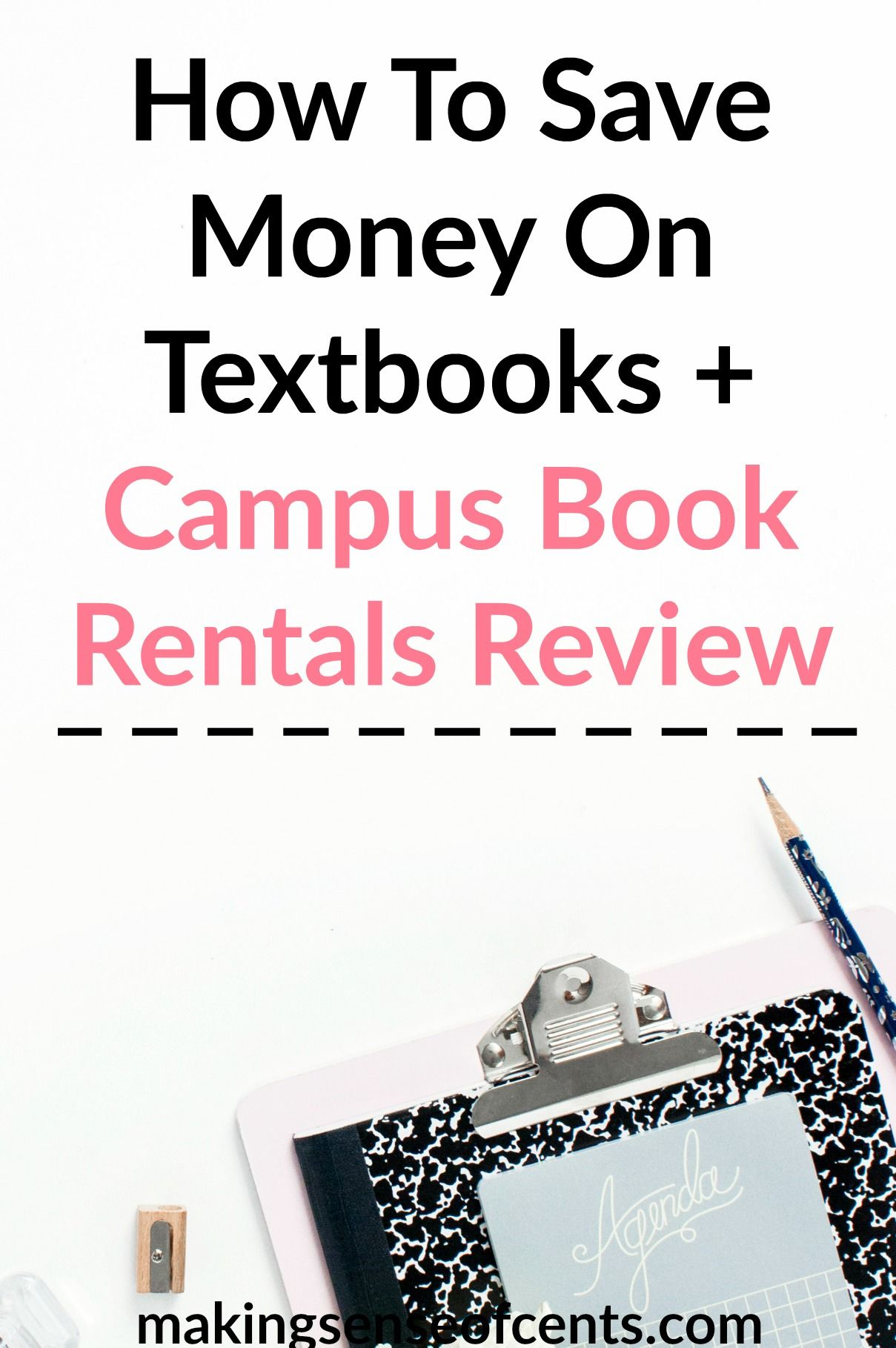 Cheap Book Rentals >> Campus Book Rentals Review How To Save Money On Textbooks Money