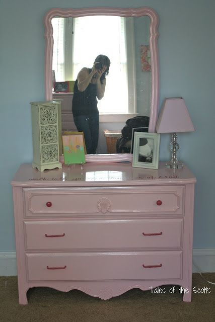 Dresser redone, beautiful