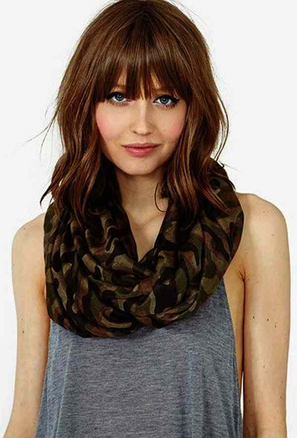 Awesome 1000 Images About Bangs For Round Faces On Pinterest Short Hairstyles For Black Women Fulllsitofus
