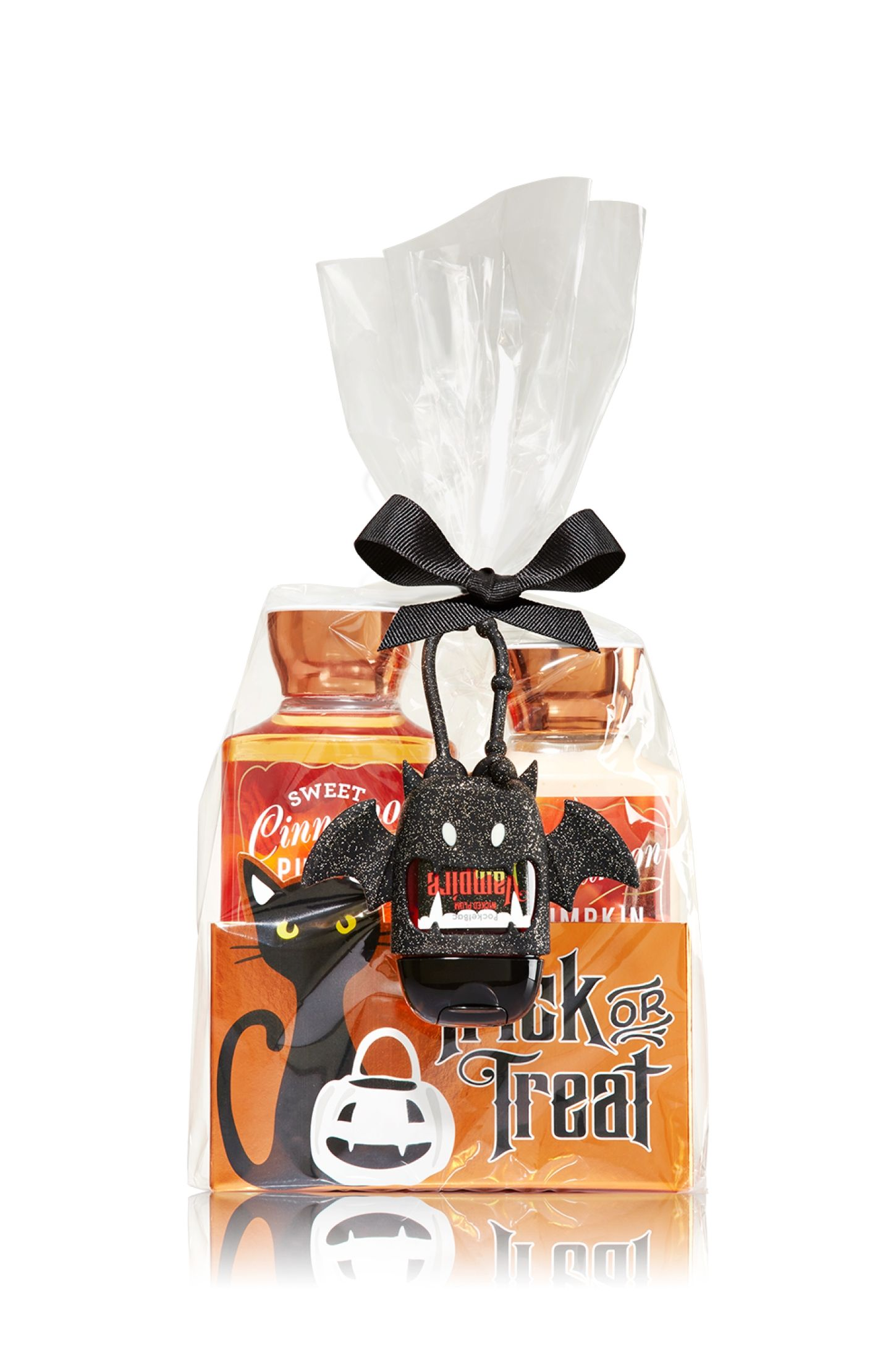 Sweet Cinnamon Pumpkin Trick or Treat Gift Set Signature