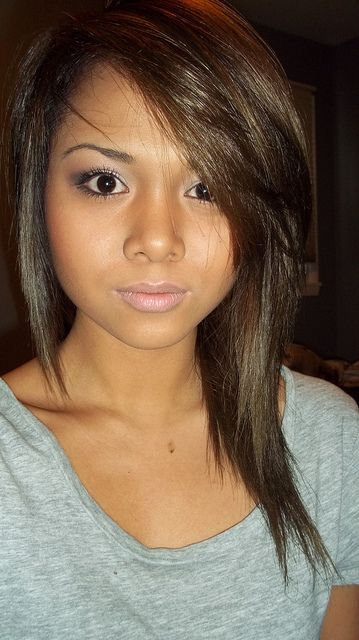 Light Hair Revlon Brown Color