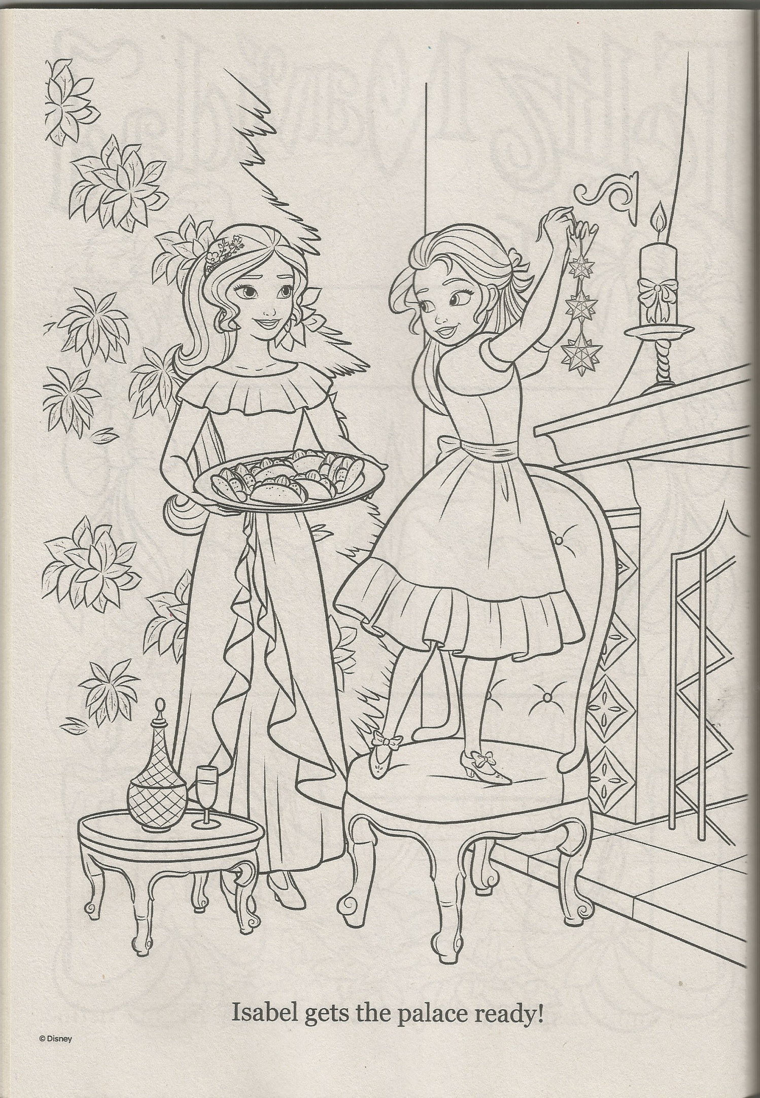Elena Of Avalor Coloring Page Disney Coloring Pages Coloring Pages Coloring Books [ png ]