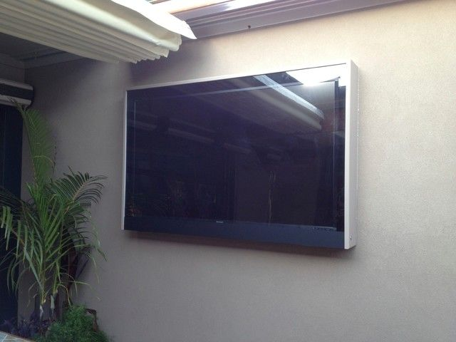 outdoor tv enclosure plans good enclosures inspired design with weatherproof reviews lcd diy