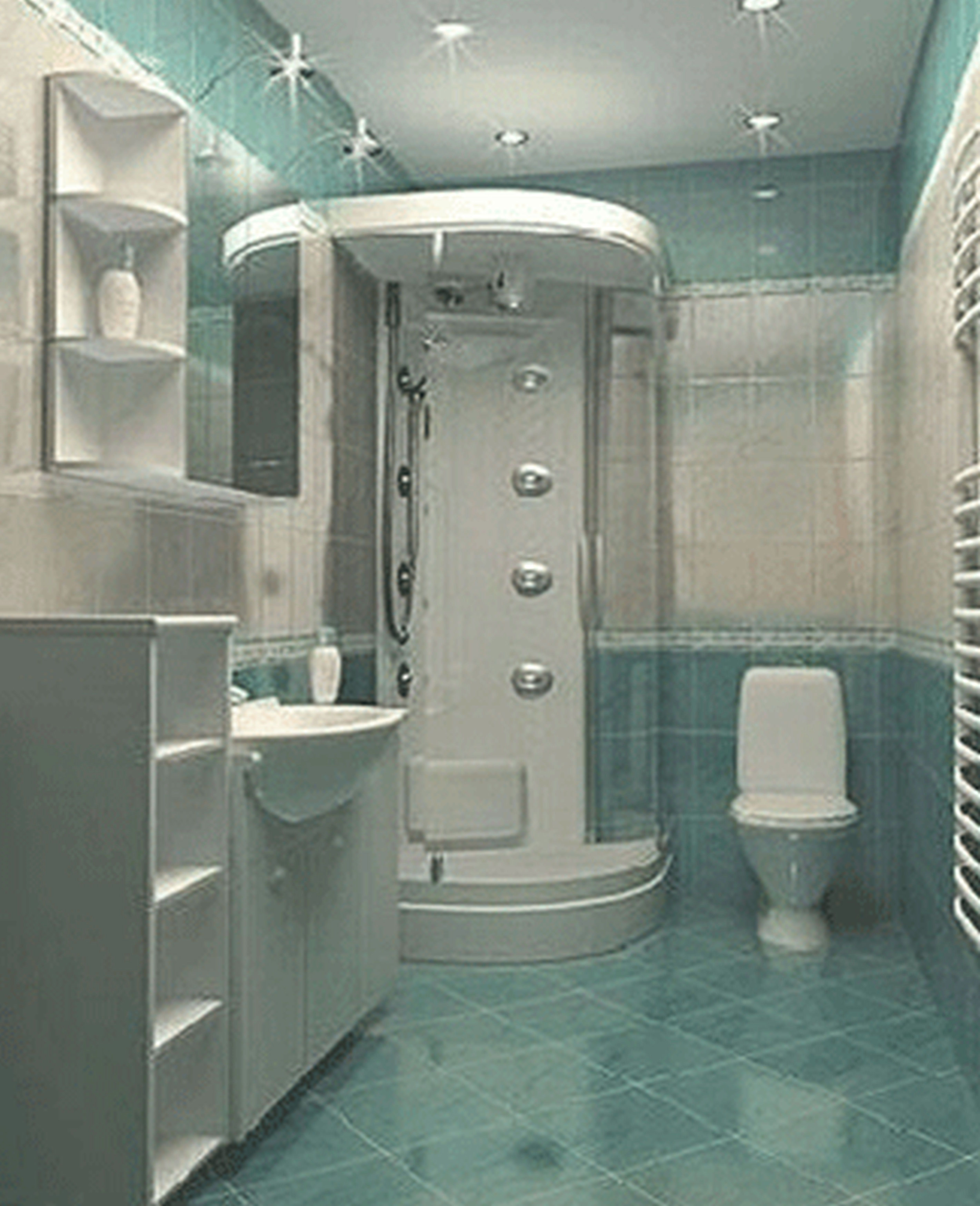 Awesome Bathroom Lighting Fixture Ideas To Complement Your Spa In