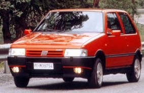 The Fiat Uno Turbo Is An Awesome Hatchback Car For The Boy Racers Legalrider Fiat Uno Fiat Repair Manuals