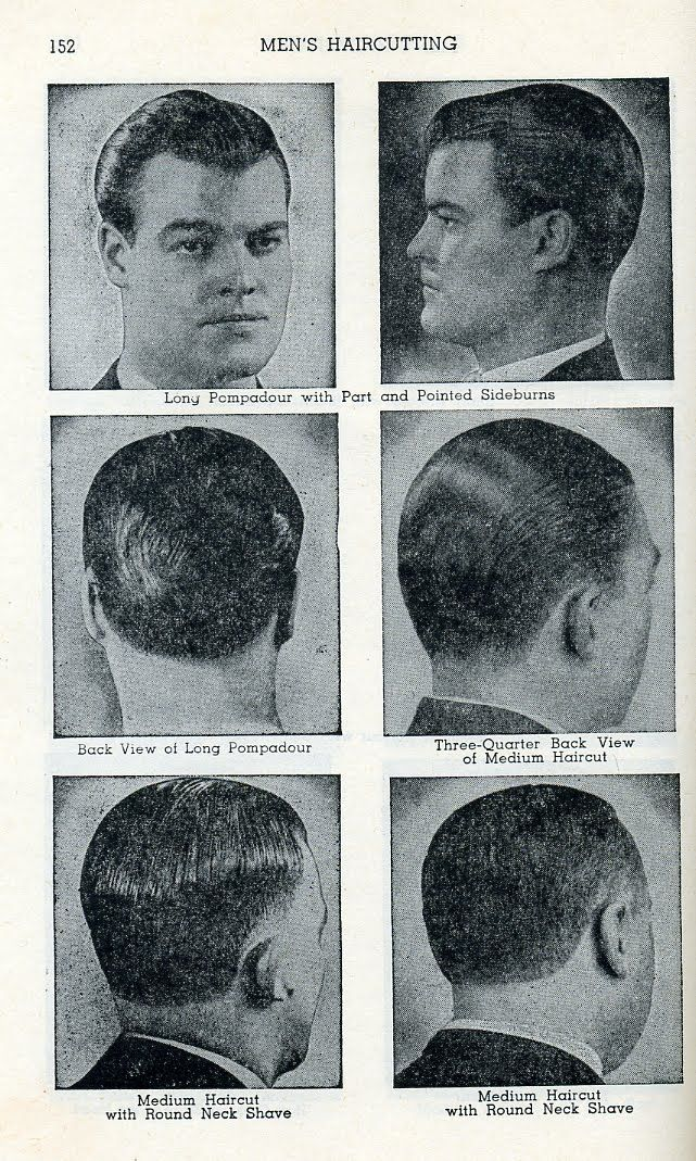 1930s Hairstyles For Women Hairstyles Character Reference Clyde