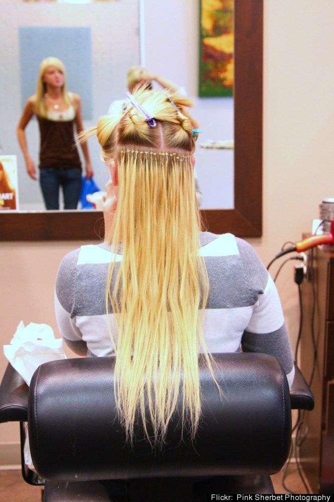 Bad Hair Habit Hair Extensions Almost Anything That Looks Fun To
