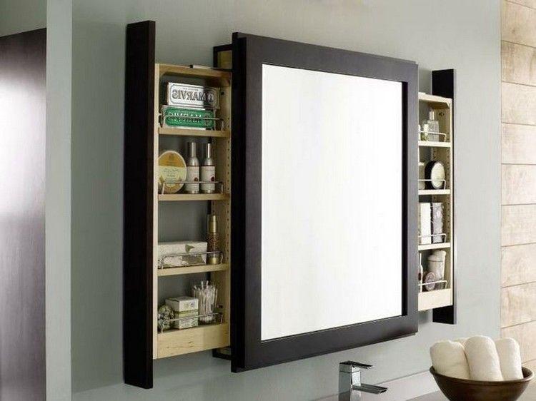 25 Amazing Bathroom Mirror Design Ideas Bathroommirror Bathroomdesign Ba Bathroom Mirror Design Bathroom Medicine Cabinet