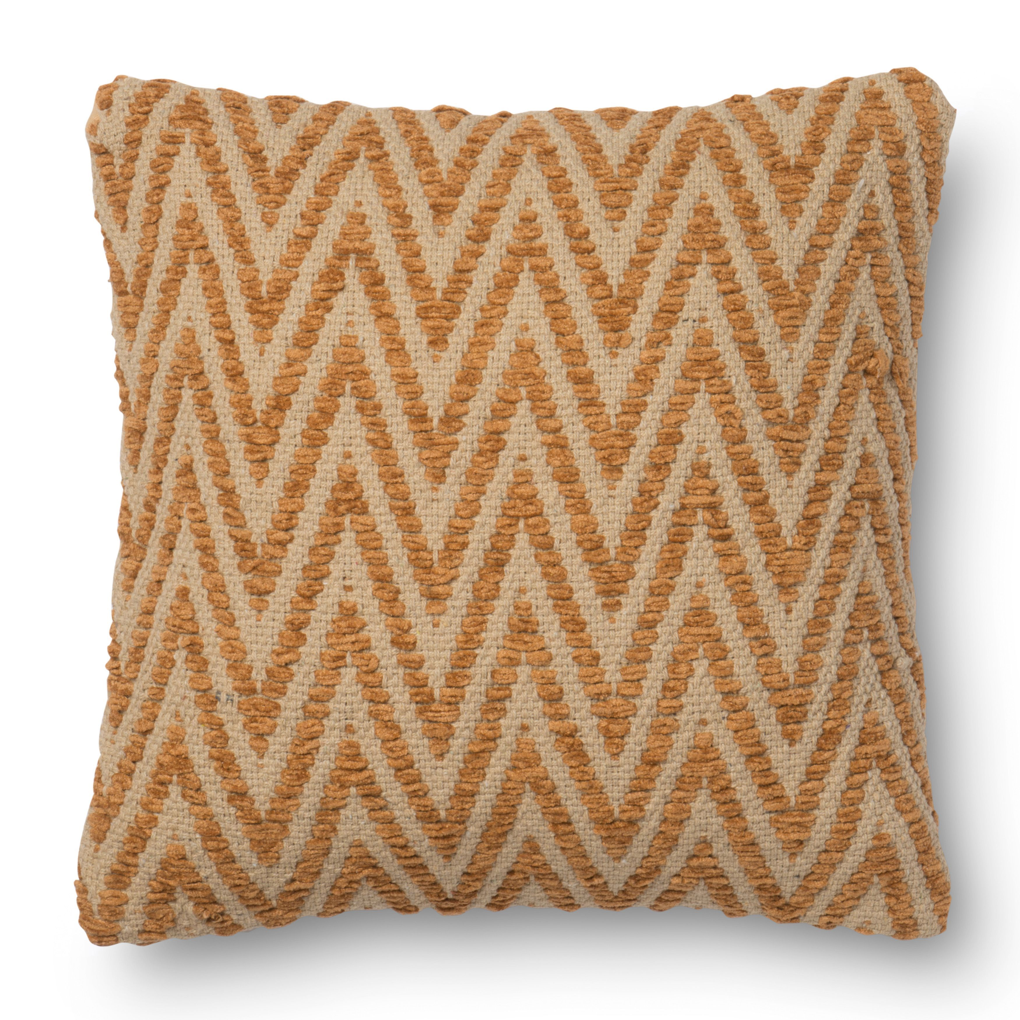 Alexander Home Woven Feather and Down Filled or Polyester Filled 18-inch Throw Pillow or Pillow Cover