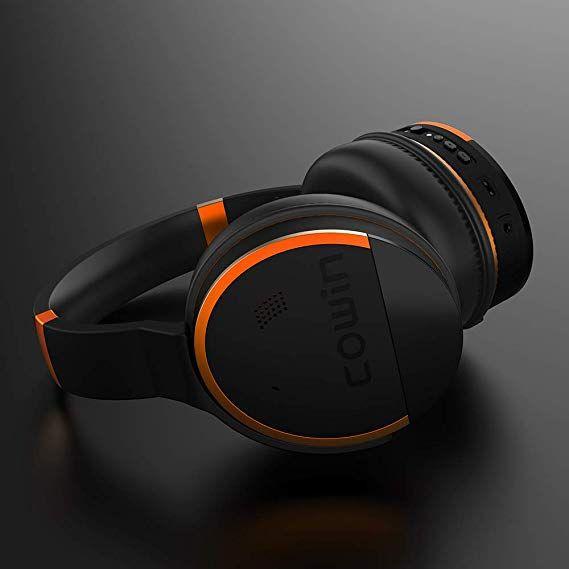 f70de82c6b5 Amazon.com: COWIN E8 [Upgraded] Active Noise Cancelling Headphone Bluetooth  Headphones with