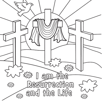 Easter Christian Coloring Pages Free Easter Coloring Pages Spring Coloring Pages Easter Coloring Pictures