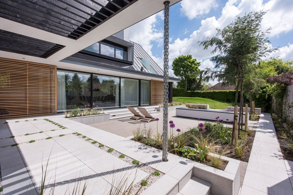 Carbon Neutral House 19 Uses A Ground Source Heat Pump And Earth