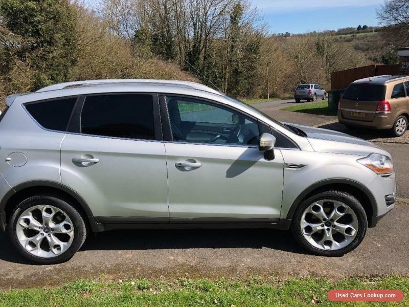 Car For Sale Ford Kuga Titanium 4x4