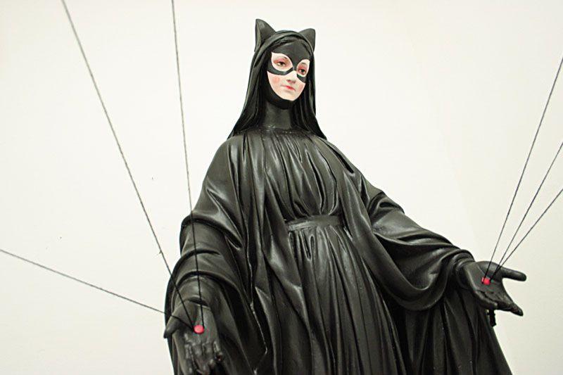 Catwoman as St. Igor
