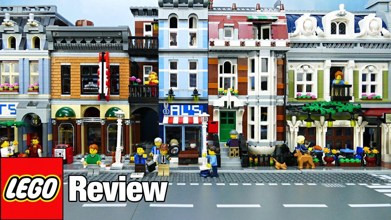 Lego Zã Ge Video