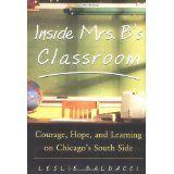 Inside Mrs. B's Classroom