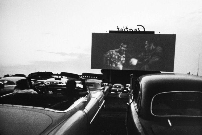 Robert Frank. 'Drive-In Movie, Detroit' 1955