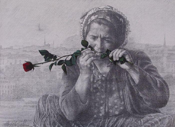 Genremalerei berühmt  http://www.casadellartegaleri.com/images/works/lightbox/MUS_44.jpg ...