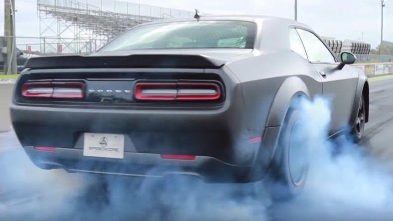 2019 Dodge Demon Hp In 2020 Dodge Challenger Srt 2018 Dodge Challenger Srt Challenger Srt Demon