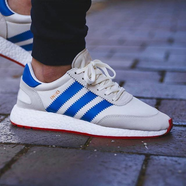Adidas Iniki Boost Runner Pride of the 70's BB2093 Men's