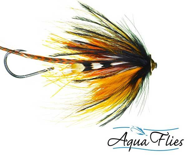 aqua flies - stu's jungle turbo cone steelhead tube fly fishing, Fly Fishing Bait
