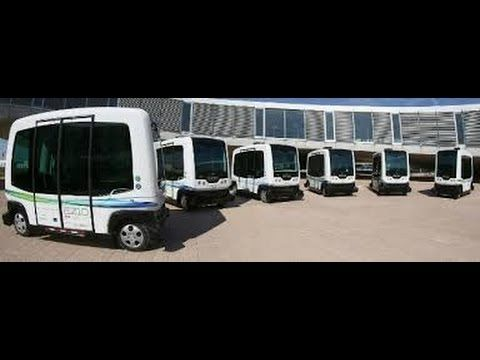 WEpod, Bus with no driver