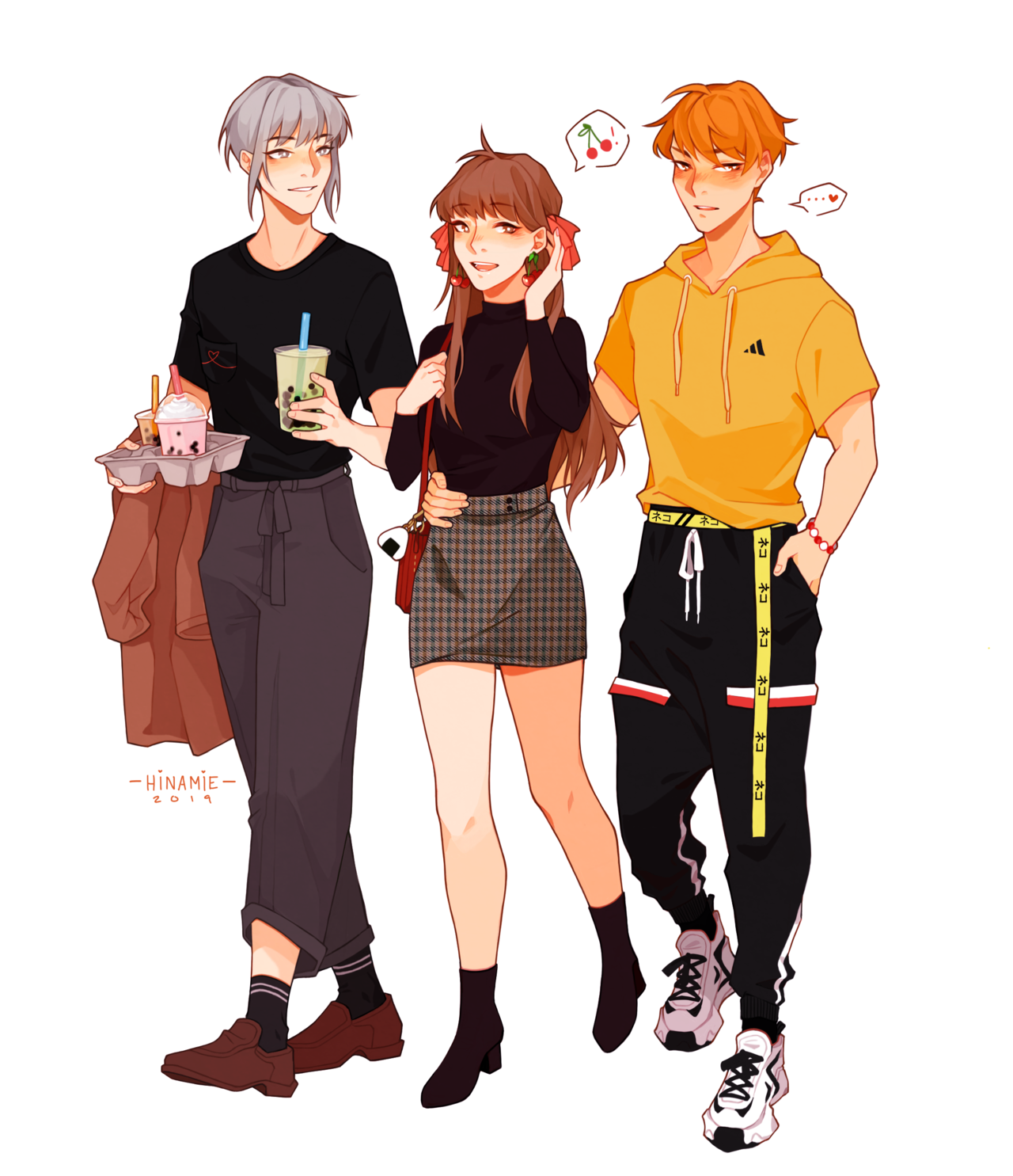 departure! (With images)   Fruits basket anime, Fruits ...