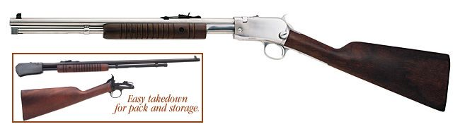 The Taurus model 62 is a resurrection of the old winchester