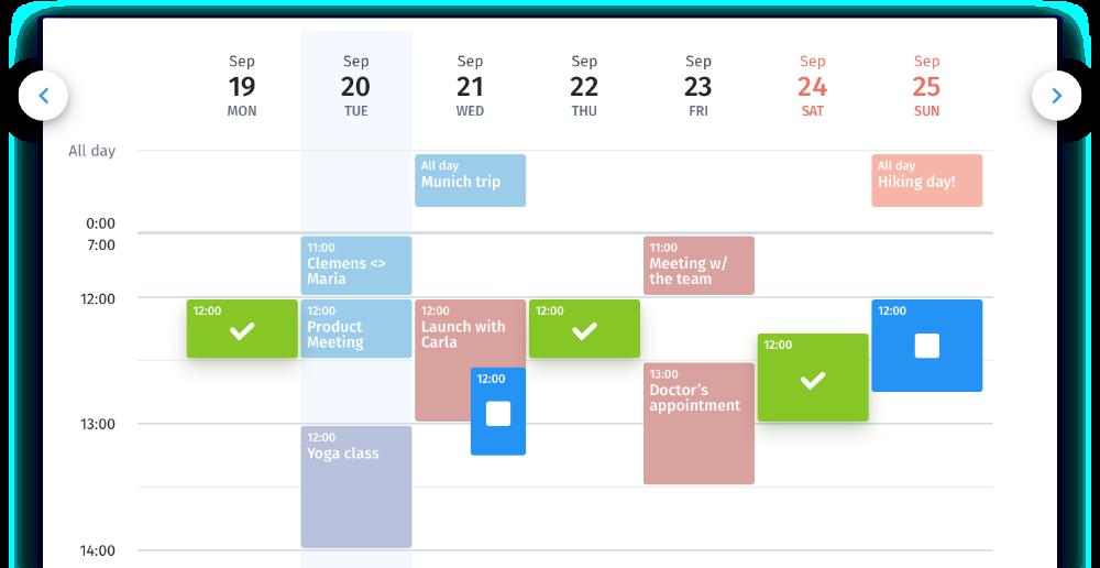 Doodle Make Meetings Happen Interactive Calendar Calendar Program Best Calendar App