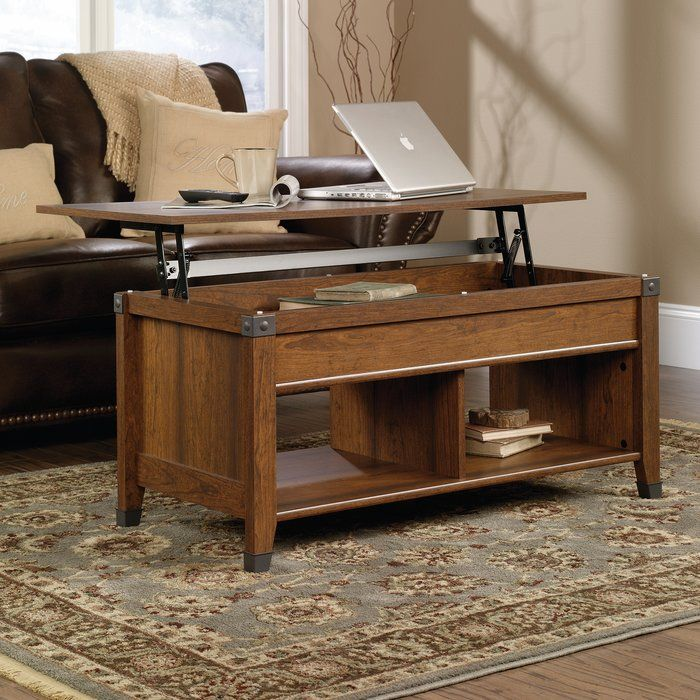Ellicott Mills Lift Top Coffee Table Coffee Table With Storage