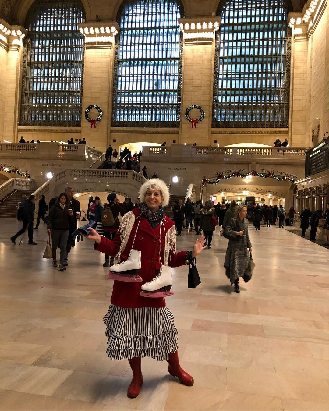 I Went To The Harvard Of Santa Schools To Become Mrs